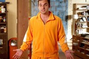 Jake Johnson Track Jacket