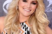 Jamie Lynn Spears Long Curls