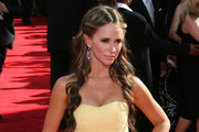 Jennifer Love Hewitt Long Partially Braided