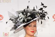 Jennifer Tilly Decorative Hat