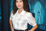 Minnie Driver Button Down Shirt