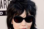 Joan Jett Layered Razor Cut