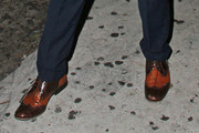 Johnny Galecki Wingtips