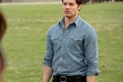 Josh Henderson Denim Shirt