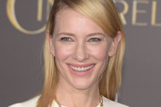 Cate Blanchett Medium Straight Cut