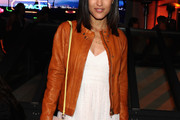 Julia Jones Leather Jacket