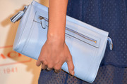 Jurnee Smollett Oversized Clutch