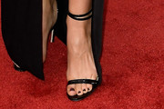 Katharine McPhee Strappy Sandals