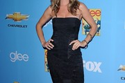Jessalyn Gilsig Cocktail Dress