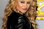 Paulina Rubio Long Curls