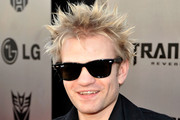 Deryck Whibley Spiked Hair
