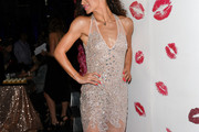 Karina Smirnoff Sequin Dress