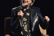 Hillary Clinton Leather Jacket