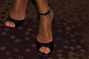 Kelly Bensimon Peep Toe Pumps