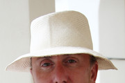 Tim Roth Straw Hat