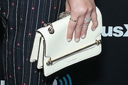 Sarah Michelle Gellar Leather Clutch