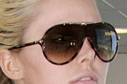 Karissa Shannon Designer Shield Sunglasses