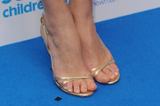 Keira Knightley Evening Sandals