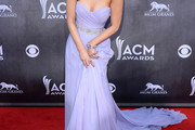 Kellie Pickler Strapless Dress