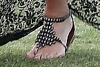 Kendall Jenner Studded Sandals