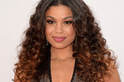 Jordin Sparks Long Curls