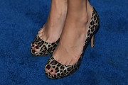 Amy Robach Peep Toe Pumps