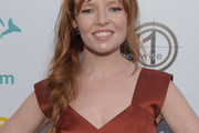 Stef Dawson Loose Braid