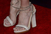 Kyra Sedgwick Strappy Sandals