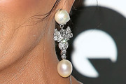 Nancy Dell'Olio Pearl Drop earrings