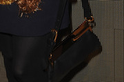 Shirley Manson Leather Purse