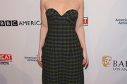 Bryce Dallas Howard Strapless Dress