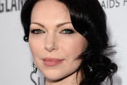 Laura Prepon Side Swept Curls