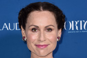 Minnie Driver Braided Updo