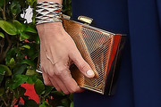 Diane Lane Metallic Clutch