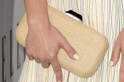 Lea Michele Hard Case Clutch