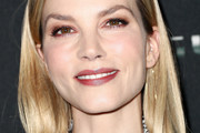 Sylvia Hoeks Long Straight Cut
