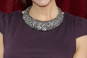 Lucy Jo Hudson Diamond Collar Necklace
