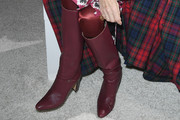 Anna Wintour Knee High Boots