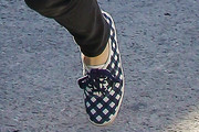 Amanda Seyfried Canvas Sneakers