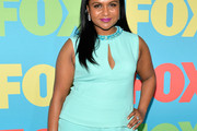 Mindy Kaling Embellished Top
