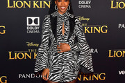Kelly Rowland Skirt Suit