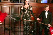 Madeleine Stowe Evening Dress