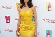Mallika Sherawat Beaded Dress