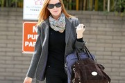Marcia Cross Tweed Jacket