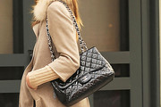 May Andersen Quilted Leather Bag