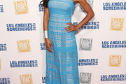 Megalyn Echikunwoke Evening Dress
