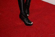 Megan Good Studded Boots