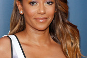 Melanie Brown Long Wavy Cut
