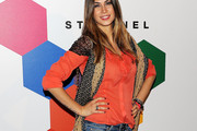Melissa Satta Button Down Shirt