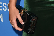 Sistine Stallone Box Clutch
